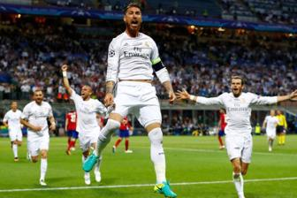 Video chung ket Champions League 2015-16: Real Madrid 1-1 Atletico Madrid