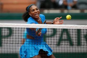 Video don nu vong 3 Roland Garros 2016: Serena Williams vs Kristina Mladenovic