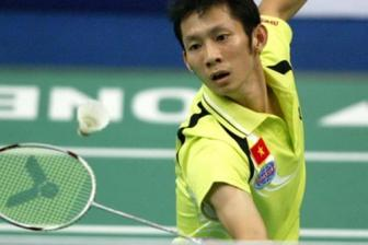 Minh drops to No 35 in world rankings