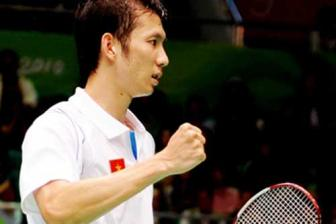 VN wins seven slots in int'l badminton tourney