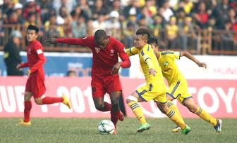 Truc tiep Hai Phong vs SLNA vong 1/8 <b style='background-color:Yellow'>Cup Quoc gia 2016</b>