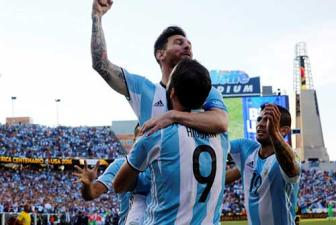 <b style='background-color:Yellow'>Copa America 2016</b>: Argentina 4-1 Venezuela