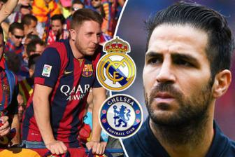 <b style='background-color:Yellow'>Fabregas</b> gay soc voi Real Madrid
