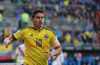 Nhan dinh bang A <b style='background-color:Yellow'>Copa America 2016</b>: Mot ve cho Colombia