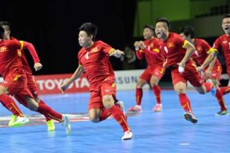VN ready and eager for Futsal World Cup