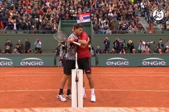 Video ban ket Roland Garros 2016: Novak Djokovic vs Dominic Thiem