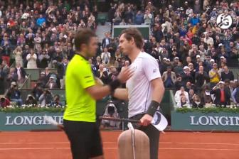 Video ban ket Roland Garros 2016: Stan Wawrinka vs Andy Murray