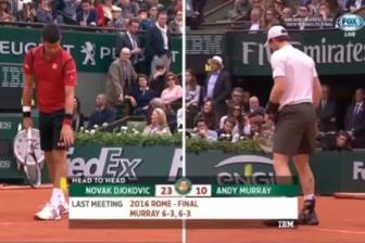Video chung ket Roland Garros 2016: Djokovic vs Murray