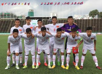 <b style='background-color:Yellow'>Video</b> U16 Viet Nam 5-1 U16 Myanmar giai U16 DNA 2016