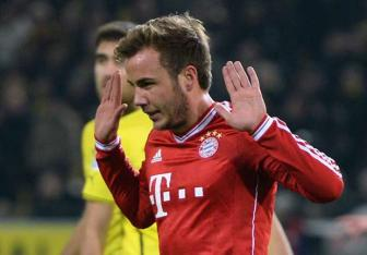 Liverpool va Arsenal het co hoi chieu mo <b style='background-color:Yellow'>Mario Gotze</b>