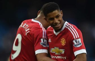 <b style='background-color:Yellow'>Anthony Martial</b> va Marcus Rashford co so ao moi trong mua giai toi