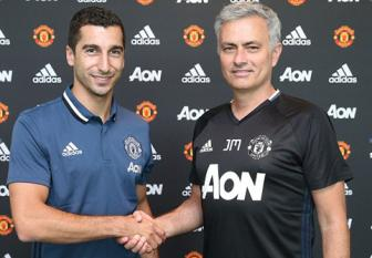 <b style='background-color:Yellow'>Henrikh Mkhitaryan</b> tiet lo ly do chon Man United