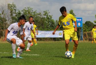 <b style='background-color:Yellow'>Dong Thap</b> som gianh ve vao ban ket tai VCK U17 quoc gia 2016