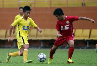 Ha Noi T&T va PVF gianh ve vao ban ket <b style='background-color:Yellow'>VCK U17 quoc gia 2016</b>