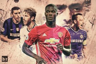 Voi Jose Mourinho, <b style='background-color:Yellow'>Eric Bailly</b> tren duong tro thanh trung ve hang dau the gioi