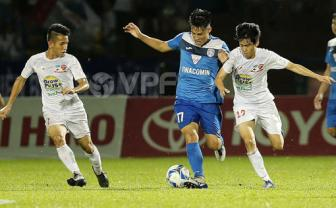 <b style='background-color:Yellow'>V.League 2016</b>: Chan chinh tu goc