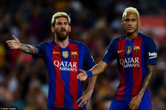 <b style='background-color:Yellow'>Barcelona</b> 1-2 Alaves: Khong the tin noi