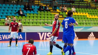 Thai Lan gianh ve truc tiep vao vong 1/8 <b style='background-color:Yellow'>Futsal World Cup 2016</b>