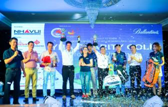 Ballantine's dong hanh cung YBA to chuc giai YBA Charity Golf Tournament V - 2016