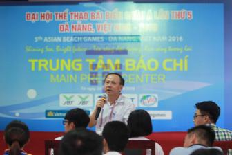 Mo cua <b style='background-color:Yellow'>Trung tam Bao chi quoc te ABG5 - 2016</b>