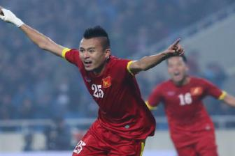<b style='background-color:Yellow'>Huy Toan</b> duoc trieu tap bo sung vao DT Viet Nam chuan bi AFF Cup