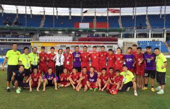<b style='background-color:Yellow'>DT U16 Viet Nam</b> ket thuc giac mo gianh ve du World Cup 2017
