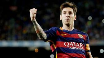 <b style='background-color:Yellow'>Messi</b> co the cung Barcelona sang Viet Nam du dau