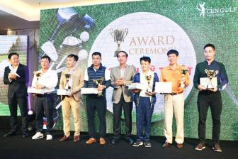 "CENGOLF to chuc thanh cong giai golf ""Swing for the children's Tet 2017"""