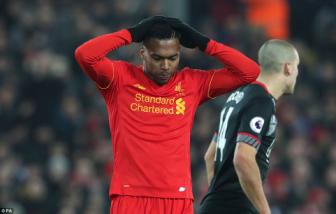 <b style='background-color:Yellow'>Liverpool</b> 0-1 Southampton: Noi ac mong Anfield