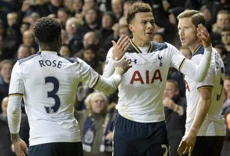 <b style='background-color:Yellow'>Tottenham</b> 2-0 Chelsea: Xung danh anh hung