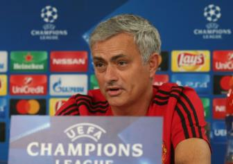 <b style='background-color:Yellow'>Benfica</b> vs Man United: Voi Mourinho, 1 diem da la thang