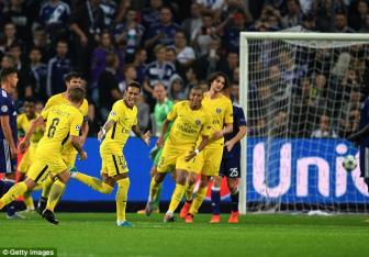 Anderlecht 0-4 Paris Saint Germain: Khong the can Neymar, Mbappe