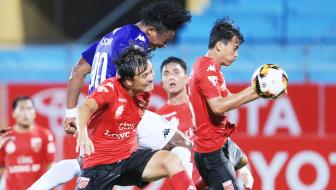 Truc tiep Long An vs Sai Gon FC vong 22 V.League 2017