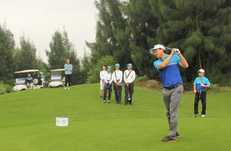 Hon 400 golfer tham du giai Unicap Golf Tournament 2017 tai FLC Quy Nhon Golf Links