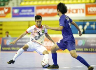 Philippines de thung loi toi 75 ban o <b style='background-color:Yellow'>giai futsal vo dich DNA 2017</b>
