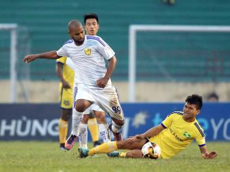 Truc tiep <b style='background-color:Yellow'>Quang Nam FC vs SLNA</b> ban ket luot ve Cup quoc gia 2017