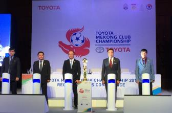 <b style='background-color:Yellow'>Toyota Mekong Club Championship 2017</b> co tong giai thuong 4 ty dong