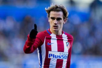 <b style='background-color:Yellow'>Barca</b> va MU chu y, Man City cung muon co Griezmann