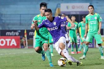 <b style='background-color:Yellow'>Lich thi dau</b> va tuong thuat truc tiep vong 25 Toyota V.League 2017