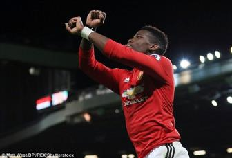 <b style='background-color:Yellow'>Mourinho</b> noi gi ve su tro lai an tuong cua Pogba?