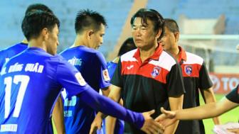 <b style='background-color:Yellow'>Than Quang Ninh</b> duoc thuong tien ty truoc tran gap Ha Noi FC