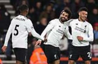 Liverpool chinh thuc mat them tien vi Mohamed Salah
