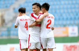 <b style='background-color:Yellow'>U21 HAGL</b> som gianh ve vao ban ket VCK U21 quoc gia 2017