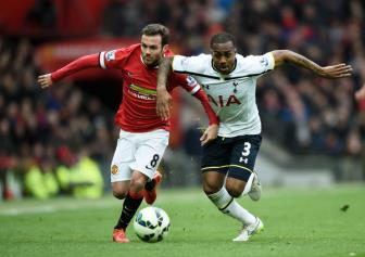 Man Utd rong cua don <b style='background-color:Yellow'>Danny Rose</b> voi gia 50 trieu bang