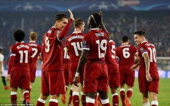 <b style='background-color:Yellow'>Premier League</b> cho Liverpool de di vao lich su Champions League