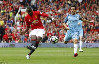 Vong 16 Ngoai hang Anh: Dau chi co derby Manchester