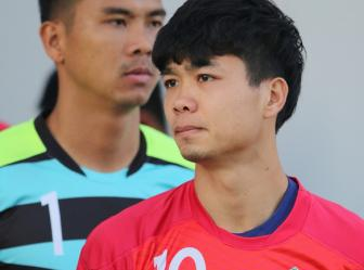 <b style='background-color:Yellow'>XSKT Can Tho</b> quyet ngan can Cong Phuong ghi ban tai V.League