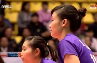 Truc tiep <b style='background-color:Yellow'>Tien Nong Thanh Hoa</b> vs Dai hoc Nam Kinh - Cup Lien Viet 2017