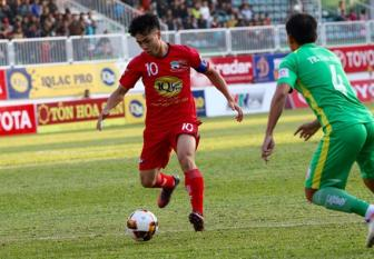 <b style='background-color:Yellow'>Cong Phuong</b> se lap hat-trick vao luoi B.Binh Duong?