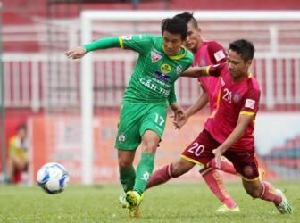 <b style='background-color:Yellow'>XSKT Can Tho</b> vs Sai Gon FC, 17h00 ngay 18/2: 'Thieu gia' gap kho